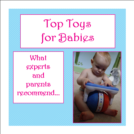 Baby toys button