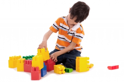 Crazy about blocks