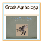 Introduce your kids to Greek Mythology!