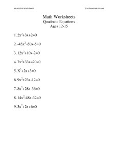 Math Worksheets quad equations 7-10-page-001