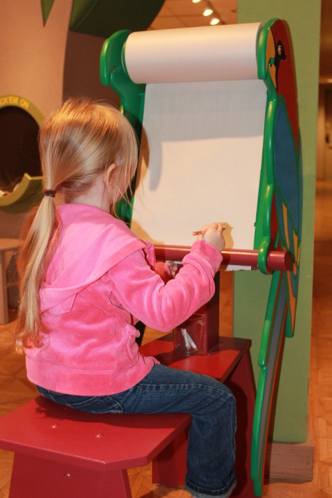 Preschool Art Activities – Woodson Art Museum