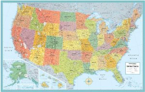 Us States Guide For Kids This Small Guide Is Very Inexpensive And Is Beautifully Ilrated Giving Kids An Instant Visual Idea Of What Each Us State Is