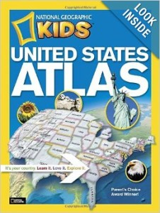 US geography for kids